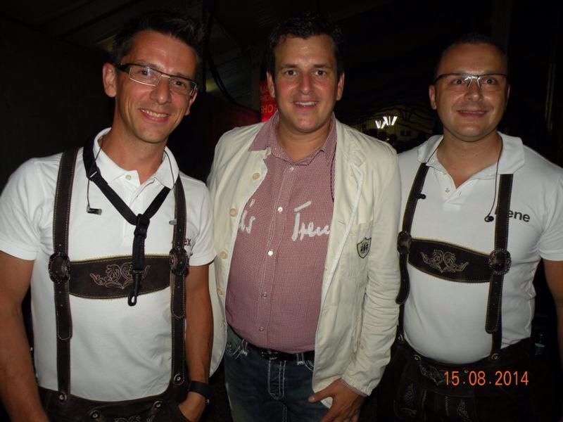 Gren2enlos mit Marc Pircher